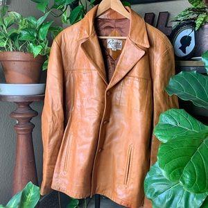 {Remy} leather jacket